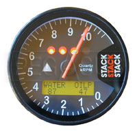 Click for a larger picture of Stack ST700 Dash Display Tachometer