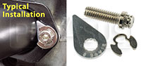 Click for a larger picture of Stage 8 Locking Fastener Kit for 1.6L Ford Header