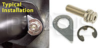 Click for a larger picture of Stage 8 Locking Fastener Kit for 2.0L Ford Header