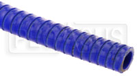 Click for a larger picture of Silicone Wire-Reinforced Hose - 7/8 inch ID, 1 Meter Length