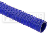 "Click for a larger picture of Silicone Wire-Reinforced Hose - 1 3/8"" ID, 1 Meter Length"
