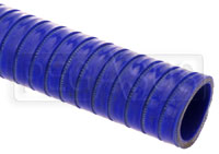 "Click for a larger picture of Silicone Wire-Reinforced Hose - 1 5/8"" ID, 1 Meter Length"