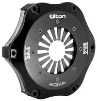Click for a larger picture of Tilton OT-2 Rally Clutch, Buff Spring, High Ratio (No Disc)