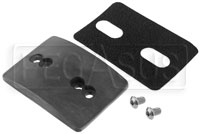 Click for a larger picture of Tilton Wide, Anti-Slip Pedal Pad Kit
