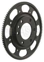 "Click for a larger picture of Tilton Flywheel, Chevy (Early Crank), 5.5"" Clutch"