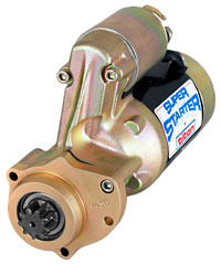 Click for a larger picture of Tilton Severe Duty Super Starter, Sonic / QM Bellhousing
