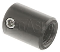 Click for a larger picture of Coupler Barrel, Tilton Remote Cable to 3/8-24 Bias Bar