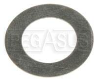 Click for a larger picture of Pressure Seal Shim for 77 Series Master Cylinder, 3/4""