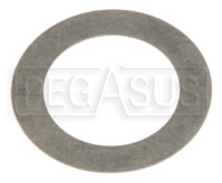 Click for a larger picture of Pressure Seal Shim for 77 Series Master Cylinder, 7/8""