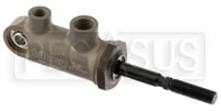 "Click for a larger picture of Tilton 77-series Master Cylinder, Pivot Type, 7/8"" Bore Size"