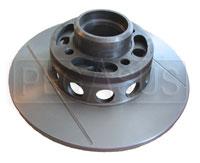 Replacing Tiga Front Brake Rotors