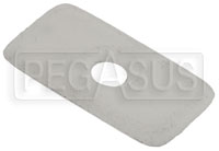 Click for a larger picture of Weber 32/36 DGV Dust Seal Plate (Take-Off)