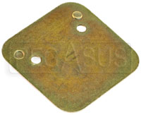 Click for a larger picture of Weber 32/36 DGV Choke Valve Plate, each (Take-Off)