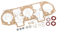 Click for a larger picture of Weber Gasket Set for 40/46 IDA (Triple)