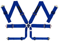 Click for a larger picture of Willans Club 6 Point Sedan Harness, 3x3, FIA