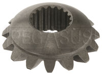Click for a larger picture of Hewland Open Differential Side Gear (18 Spline), Late Style