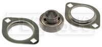 Click for a larger picture of Firewall Flange Bearing for 3/4 inch Steering Shaft