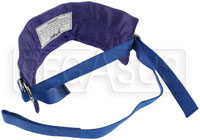 Click for a larger picture of Simpson Arm Restraints, 2 Separate Straps, SFI 3.3