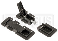 Click for a larger picture of AeroCatch 3 Flush Mount Panel Latches, Set of 2