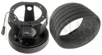 Click for a larger picture of OMP Steering Wheel Hub Adapter, OD/1960/VW145, VW 81-88