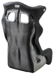 Click for a larger picture of (SL) OMP HTE-R Carbon Racing Seat