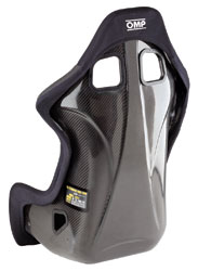 Click for a larger picture of (SL) OMP WRC-R Carbon Racing Seat