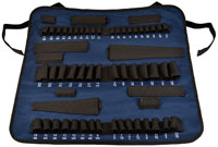 Click for a larger picture of Socket Roll Portable Socket Storage Case