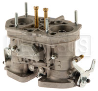 Click for a larger picture of Weber 40 IDF Carburetor