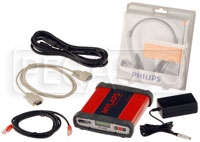 Click for a larger picture of AMB/MyLaps Transponder Decoder System