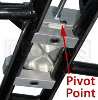Click for a larger picture of Ilmor Engineering Anti-Vibration Engine Mount for TaG