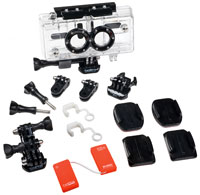 Click for a larger picture of GoPro 3D System, HD Hero/Hero2 only