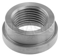 Click for a larger picture of Female Steel AN Weld Bung (O-ring Port)