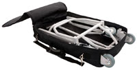 Click for a larger picture of B-G Racing Carry Bag for Folding Pit Trolley