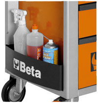 Click for a larger picture of Beta Tools 2400S/PF Bottle Shelf for C24S / C24SA / C24SA-XL