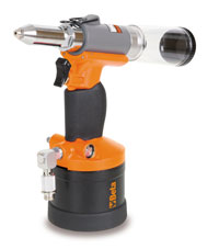 Click for a larger picture of Beta Tools 1946C4,8 Professional Pneumatic Pop Rivet Tool