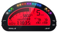 Click for a larger picture of AiM MXL 2 High Performance Digital Dash