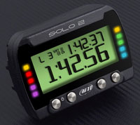 Click for a larger picture of AiM Solo2 On-Board Lap Timer, Stand-Alone Version