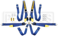 Click for a larger picture of Sabelt Silver Series A622 Endurance 2x2 FIA Harness, PU/PD