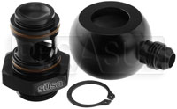 Click for a larger picture of Setrab M22 to 6AN Banjo Adapter Kit, 90 Degree