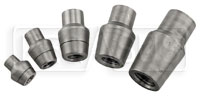 Click for a larger picture of Weldable Tube End, Metric Threads
