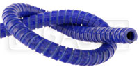 Click for a larger picture of Silicone Wire-Reinforced Hose - 1/2 inch ID, 1 Meter Length