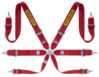 Sabelt 6-Point Harnesses
