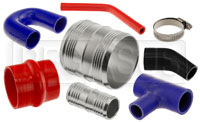 We stock 800 sizes and styles of Silicone Hose